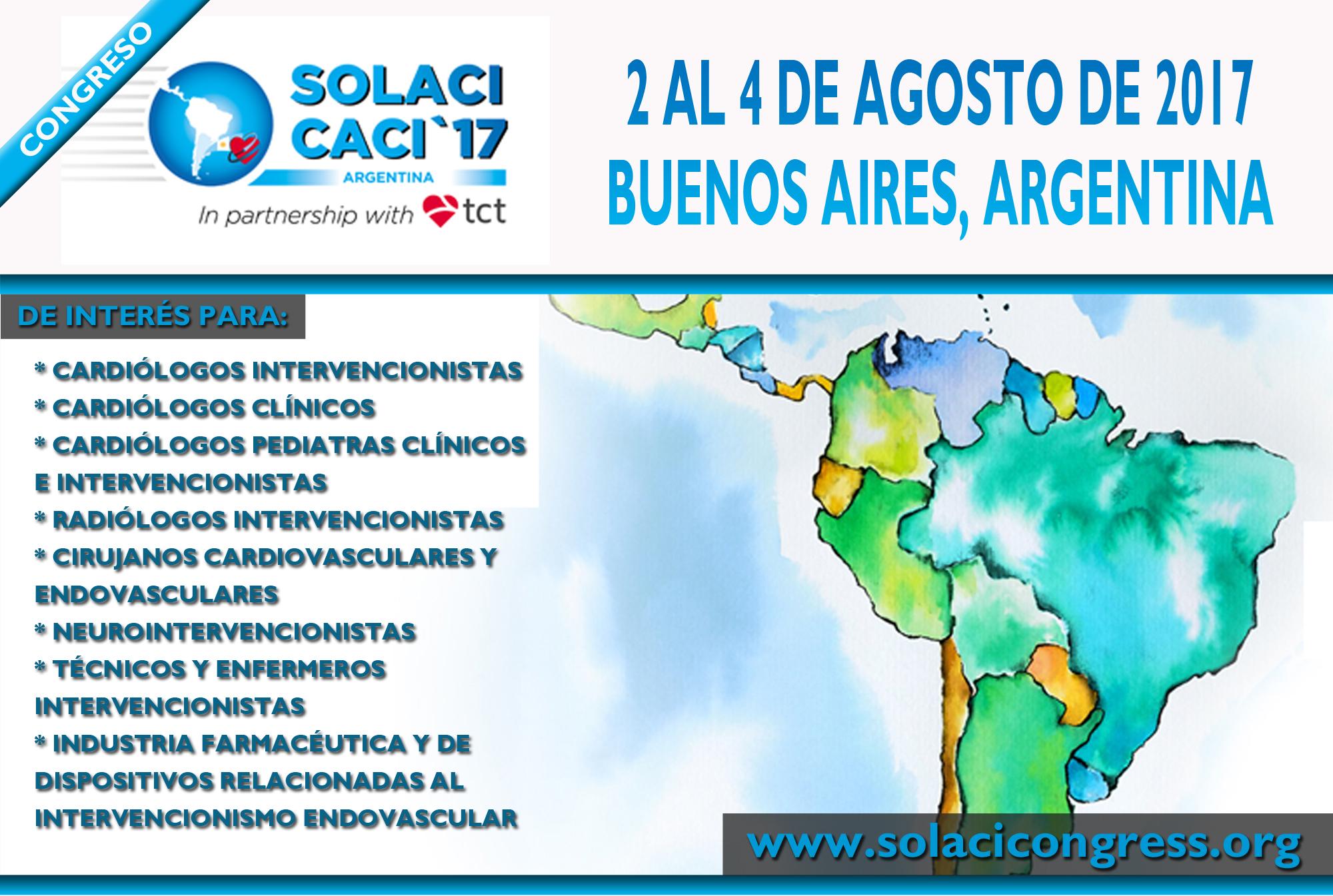 SOLACI-CACI 2017 - Highlights