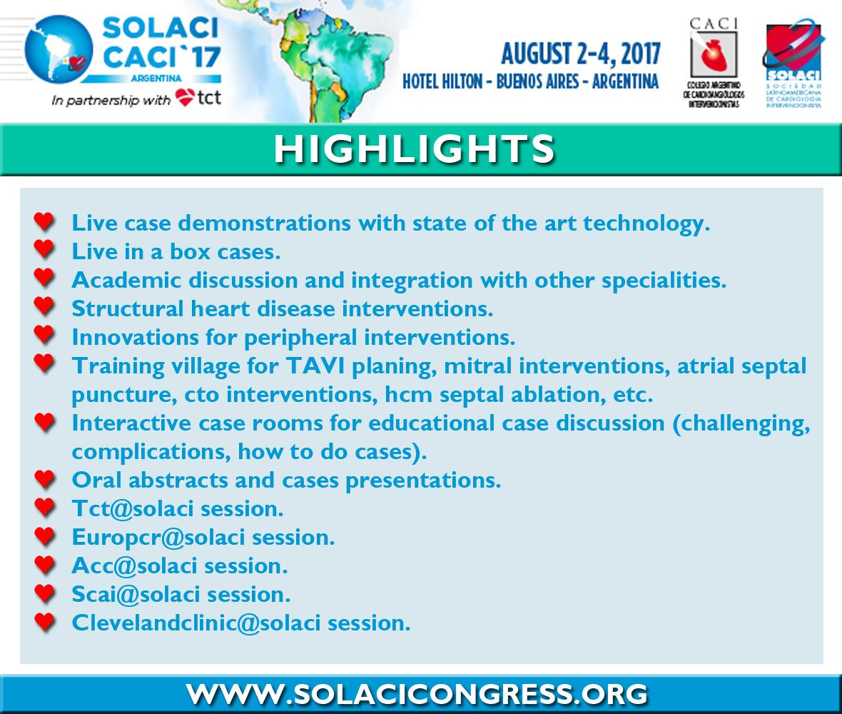 SOLACI-CACI - Flyer