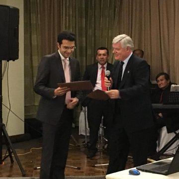 Dr. Freddy Brito Moscoso Concurso de Casos Clínicos para Jóvenes Cardiólogos Intervencionistas