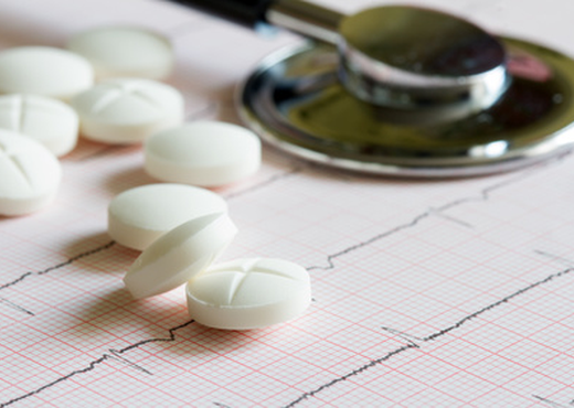 ticagrelor vs. aspirina