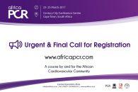 AfricaPCR inscripción