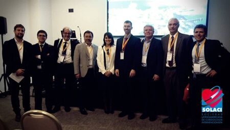 Sesión conjunta SOLACI-SUC en el Congreso Uruguayo de Cardiología