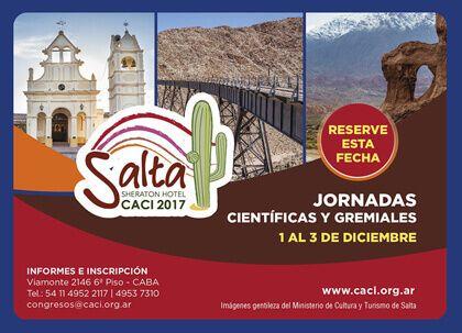 Comienzan las Jornadas gremiales y científicas de CACI