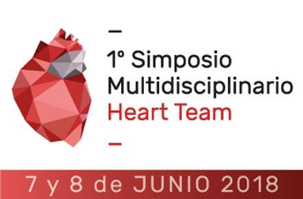 1° Simposio Multidisciplinario Heart Team en el Htal Italiano