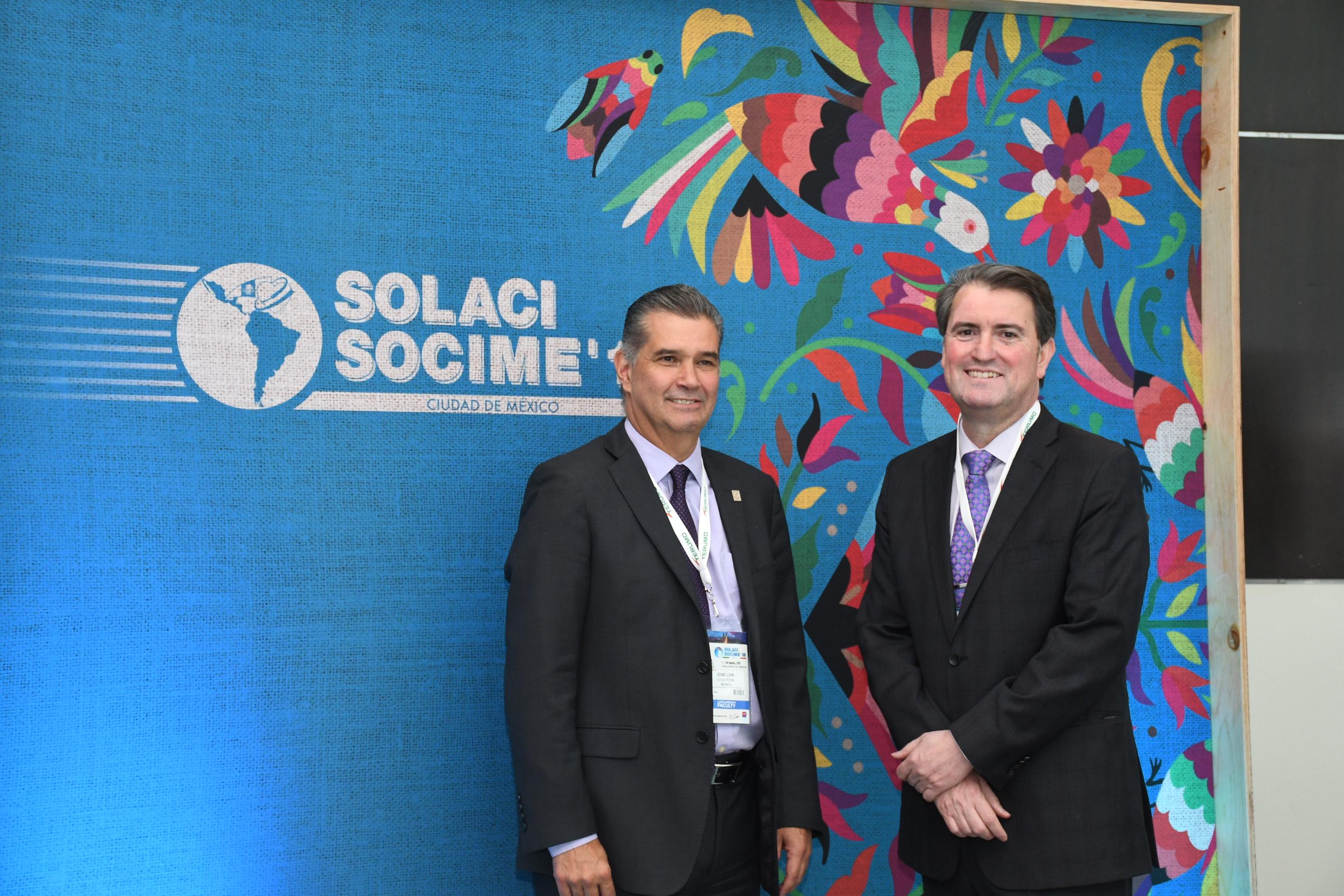 Muerte cardiovascular en México en el marco del Congreso SOLACI-SOCIME 2018