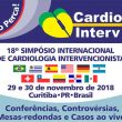 18º Simpósio Internacional de Cardiologia Intervencionista