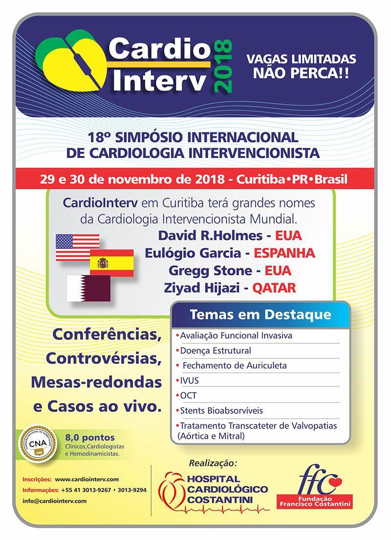 18° Simposio Internacional de Cardiología Intervencionista