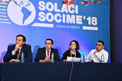Premios SOLACI-SOCIME 2018