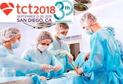 TCT 2018 | PREPARE-CALC: aterectomía rotacional vs Cutting Balloon en lesiones calcificadas