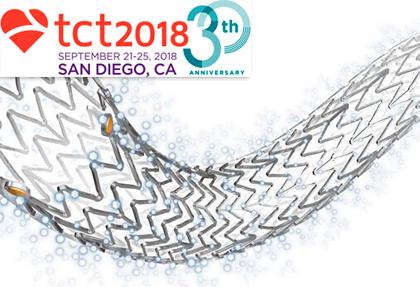 TCT 2018 | ReCre8 trial: Zotarolimus y polímero permanente vs Amphilimus libre de polímero