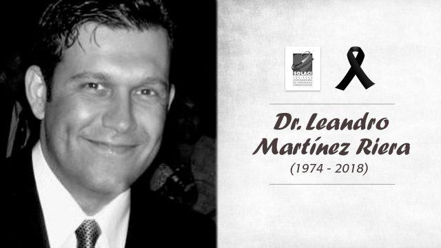 Dr. Leandro Martínez Riera