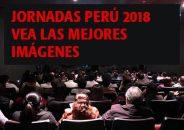 Las mejores imágenes de las Jornadas Perú 2018