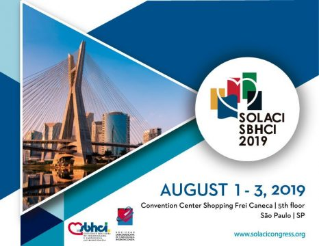 Congreso SOLACI-SBHCI 2019