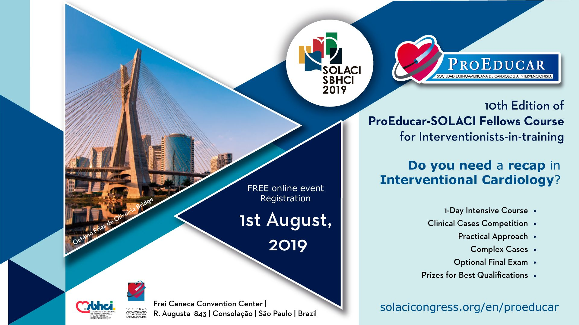 SOLACI | Latin American Society of Interventional Cardiology