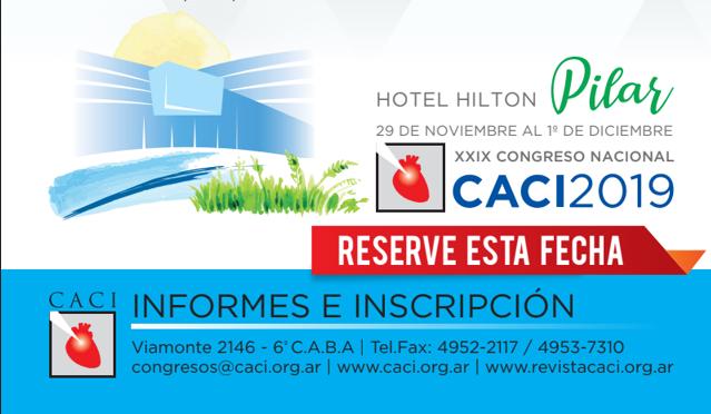 Congreso CACI 2019