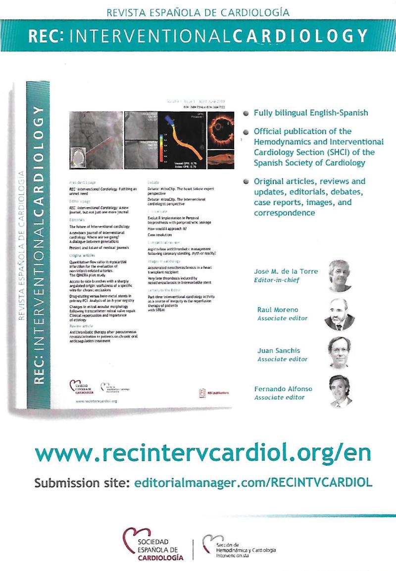 Revista Española de Cardiología