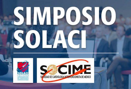 Simposio SOLACI SOCIME