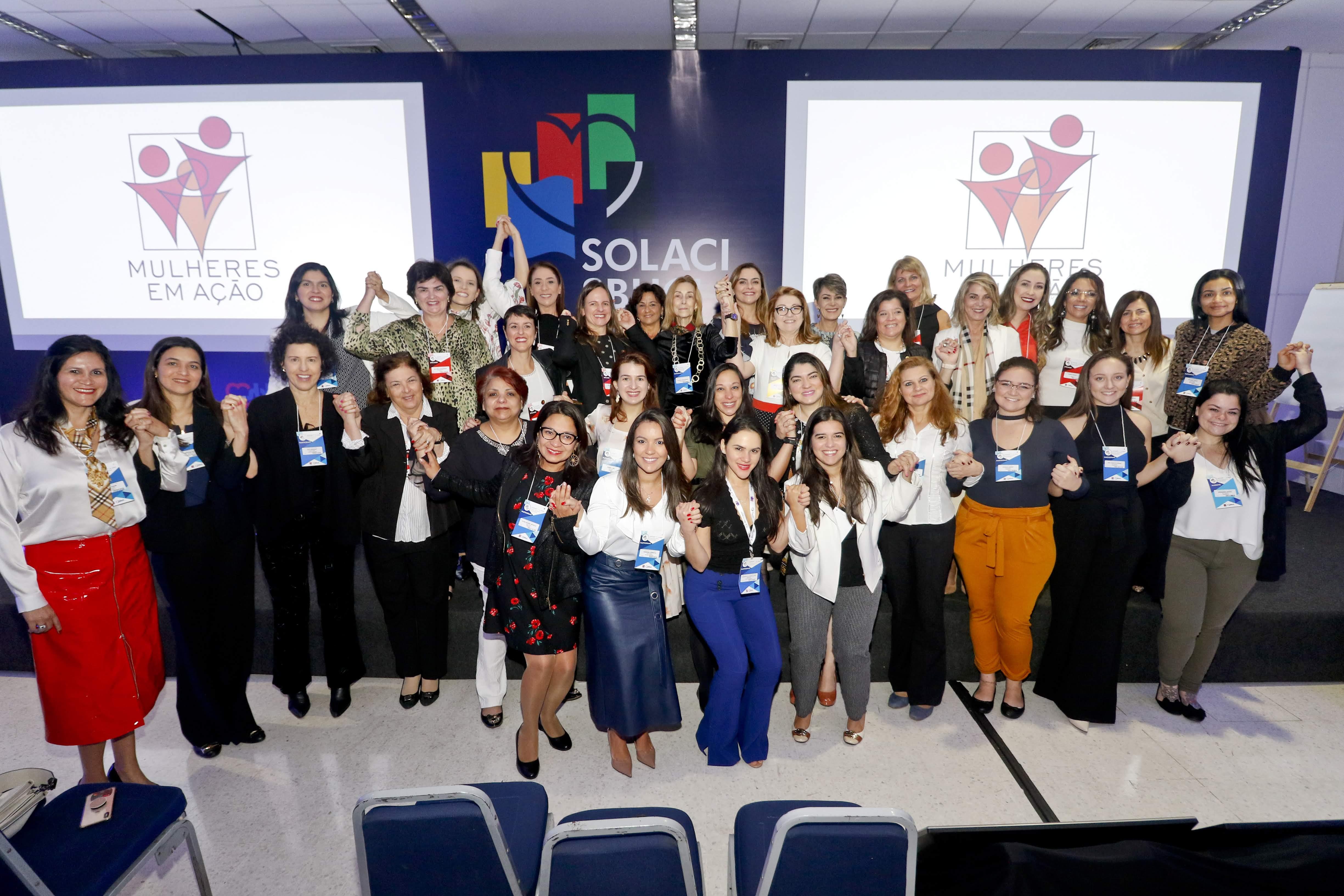 Mujeres Intervencionistas en el Congreso SOLACI-SBHCI 2019