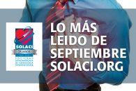 Lo Más Leído de Septiembre en Solaci.org