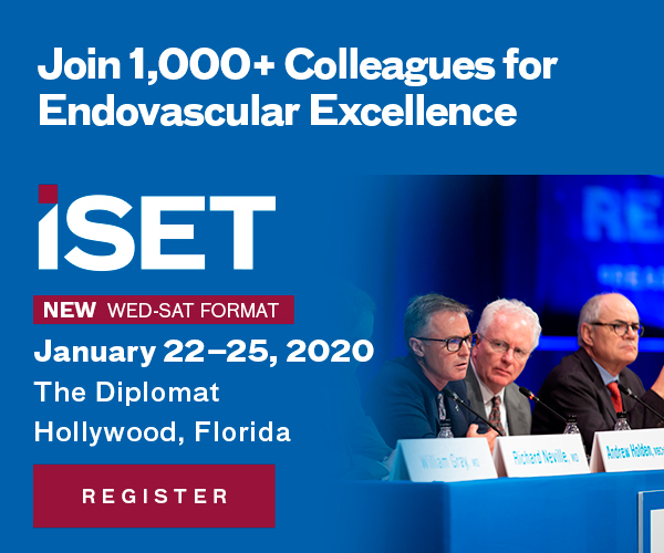International Symposium on Endovascular Therapy (ISET)