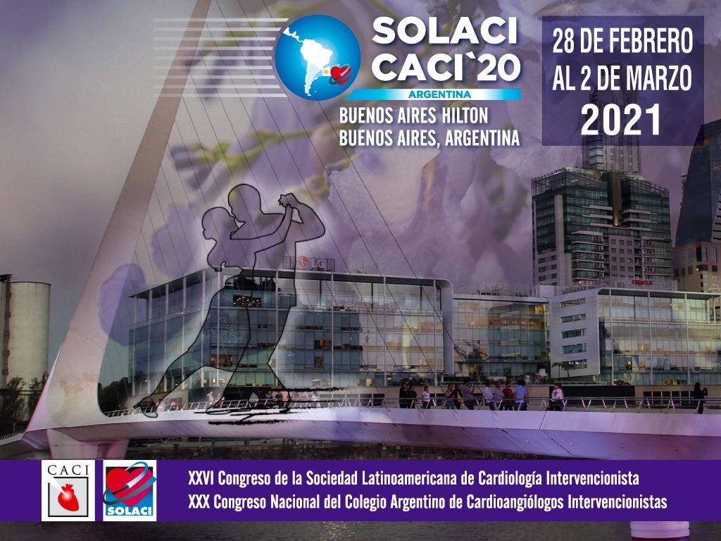 Congreso SOLACI-CACI 2020