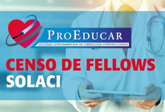 Censo de Fellows SOLACI