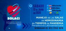 Manejo de las Salas de Hemodinamia en Tiempos de Pandemia. Perspectiva Latinoamericana