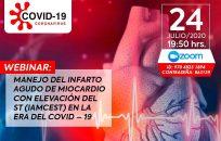 Webinar Perú México | Manejo de STEMI en tiempos de COVID-10