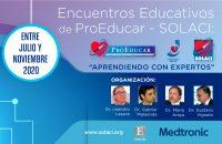 Ciclo de Encuentros Virtuales ProEducar