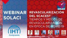 Revascularización del SCACEST | Tiempos y Modos de Revascularización en Época de COVID 19