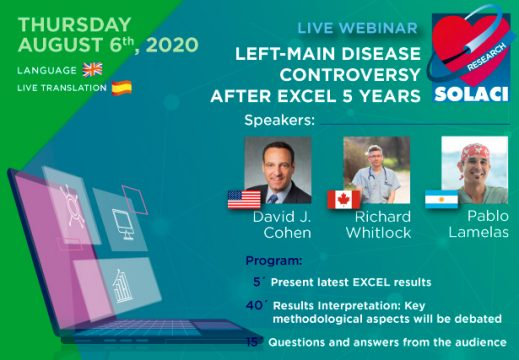 Left-Main Disease Controversy After EXCEL 5 years