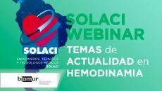 Webinar SOLACI | Temas de Actualidad en Hemodinamia