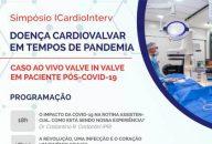 Simposio ICardioInterv | Enfermedad Cardiovascular en Tiempos de Pandemia