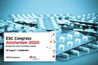 ESC 2020 | Nuevo inhibidor SGLT2 con impacto en la mortalidad por insuficiencia cardíaca