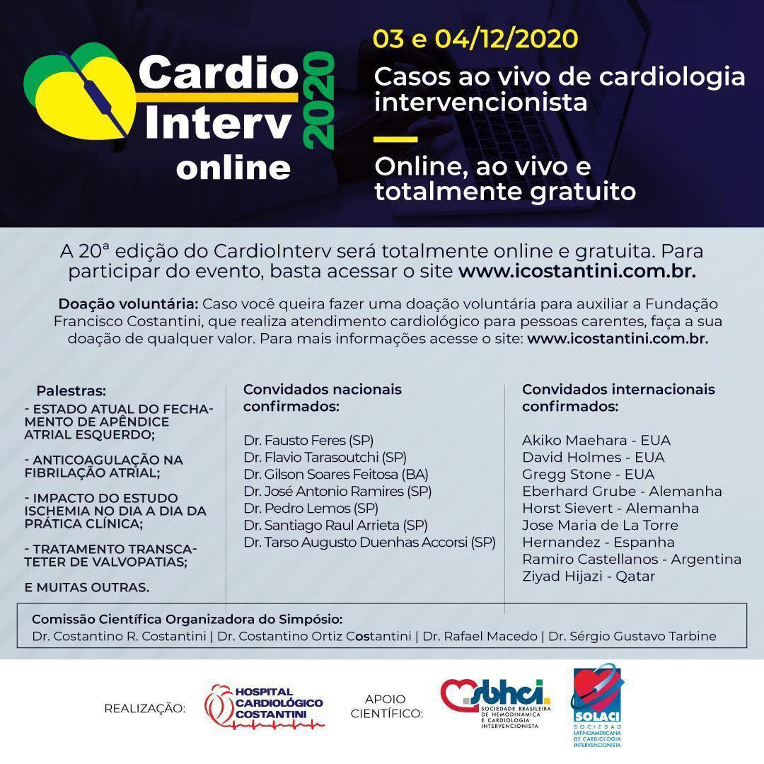 Cardio Interv 2020