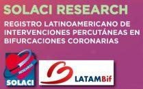 SOLACI Research | Registro Latinoamericano de Intervenciones Percutáneas en Bifurcaciones Coronarias