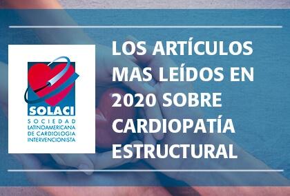 Lo más destacado de 2020 en cardiopatía estructural