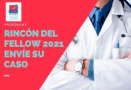 Invitación Rincón del Fellow 2021
