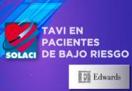 Webinar SOLACI | TAVI en pacientes de bajo riesgo