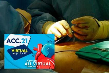 ACC 2021 | Cirugía de emergencia en el infarto: beneficios a pesar del alto riesgo