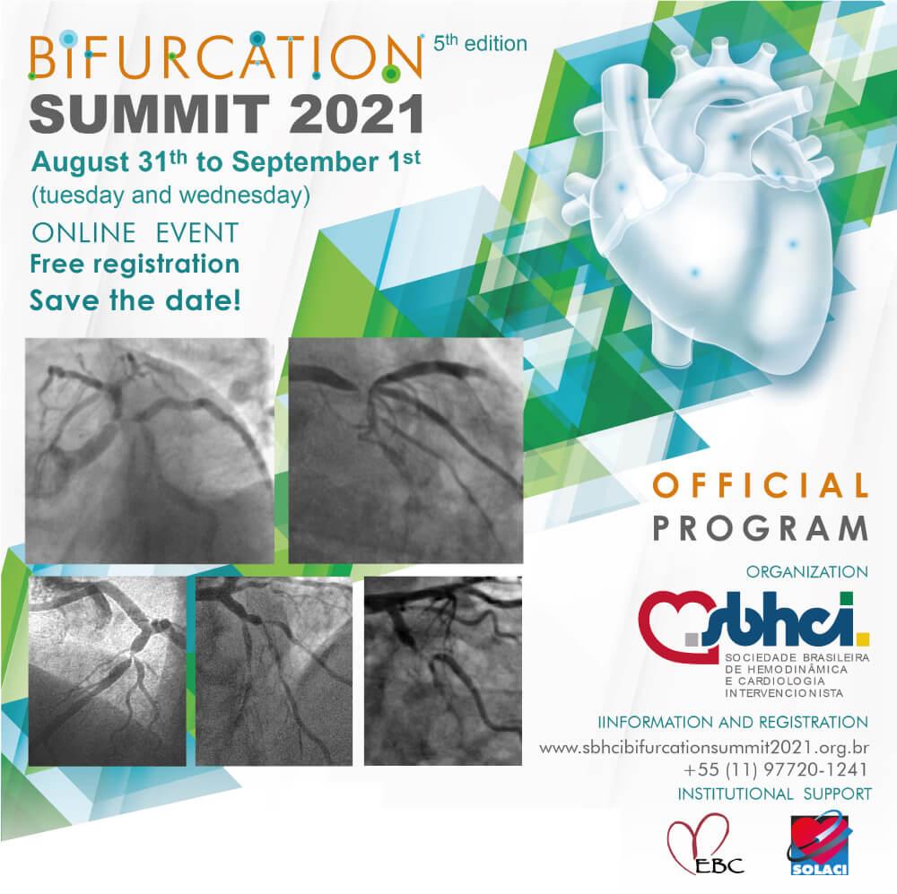 Biffurcation Summit SBHCI 2021